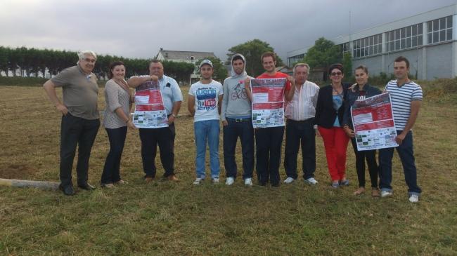 Comité organizador da feira de gando de Cangas