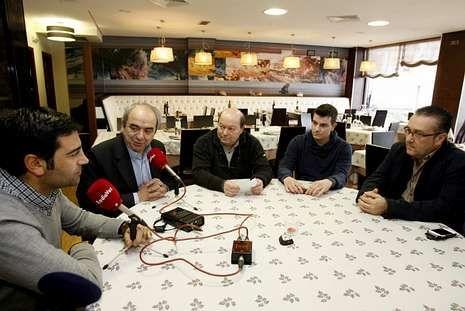 Radiovoz grabó un programa especial en Foz sobre A Festa do Berberecho