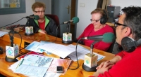 Vendedoras de peixe en Radio Foz.